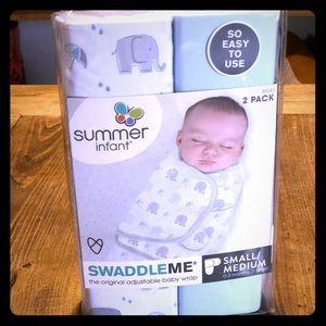 Other - SummerInfant SwaddleMe swaddles